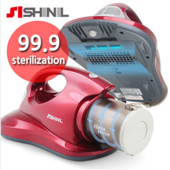 Harga [SHINIL] UV Vacuum Bed Cleaner / 99.9% sterilization Bedding cleaner / SVC-S300NX / Dust mite Killer Bedding Clenaer / vaccum cleaner