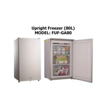 Harga Farfalla FUF-GA80 71L Upright Freezer with 3 Transparent Drawers