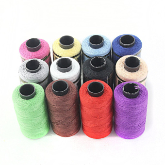 12pcs Spools Sewing Thread Sewing Kit Yarn Coils Strings Sewing Thread - intl