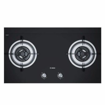 Harga Bosch PBD7232SG Gas Tempered Glass Hob 78.5cm
