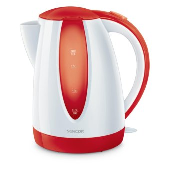 Harga Sencor Electric Kettle (RED)