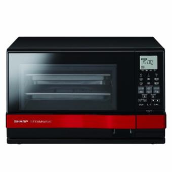 Harga Sharp AX1100VR Steam Microwave Oven 27L