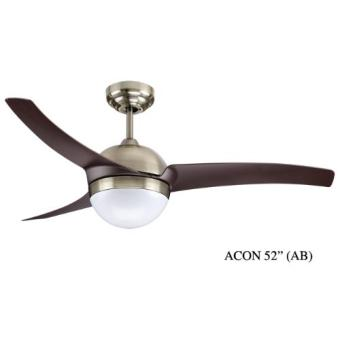 Harga Fanco E-Series Ceiling Fan w/Remote Ctrl A-CON 52""