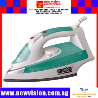 Morries MS2388 Steam Iron. PSB Safety Mark Approved + 1 Year Warranty.