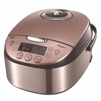 Harga Mayer MMRC18D 1.5L Rice Cooker (RoseGold Series)