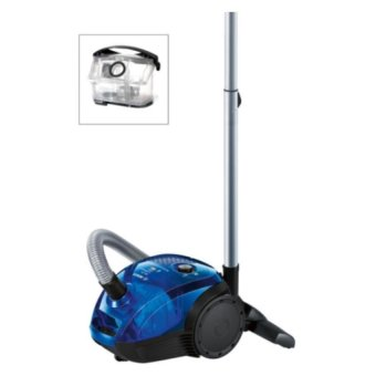 Harga Bosch Bagged and Bagless Vacuum cleaner BGN22128GB
