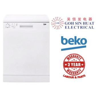 Harga Beko DFC05R10 Dishwasher (White)