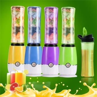 Abusun 1Pc Creative Electric Juice Juicer Blender Kitchen mixer Drink Bottle Smoothie Maker Fruit Juice Maker EU Plug - intl - 3