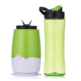 Abusun 1Pc Creative Electric Juice Juicer Blender Kitchen mixer Drink Bottle Smoothie Maker Fruit Juice Maker EU Plug - intl - 2