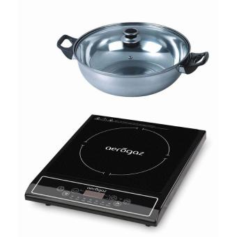 Harga AEROGAZ 2000W INDUCTION COOKER