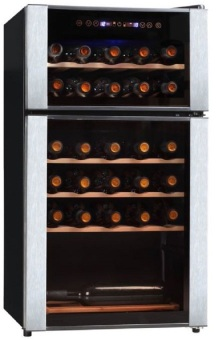 Harga Farfalla 28 Bottles Wine Cooler FWC-103WE(75L)