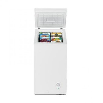 Harga FARFALLA - 70L Slim Chest Freezer, FCF-W70