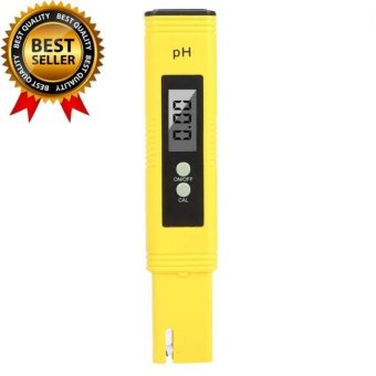 Harga Allwin Digital PH Meter, PH Tester With ATC,0.02 PH High Accuracy,0.00-14.00 PH Measurement Range,Water Quality Tester,Auto Calibration - intl