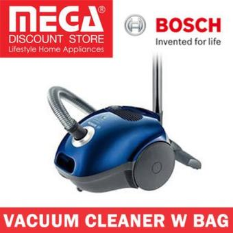 Harga Bosch Bsd3300Gb Vacuum Cleaner Silence Bagged