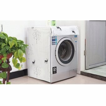 Harga Front Load Washing Machine Covers-Deer