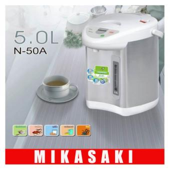 Mikasaki Thermo Pot 5.0 Litre PSB Safety Mark Approved + 1 Year Warranty
