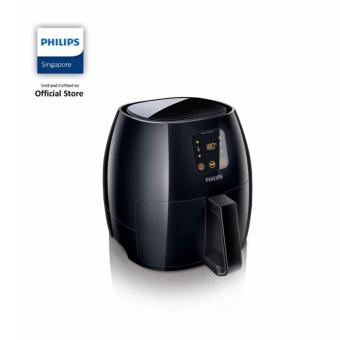 Harga FREE CookBook with Philips Avance Collection Air Fryer (XL) BLACK - HD9240/90