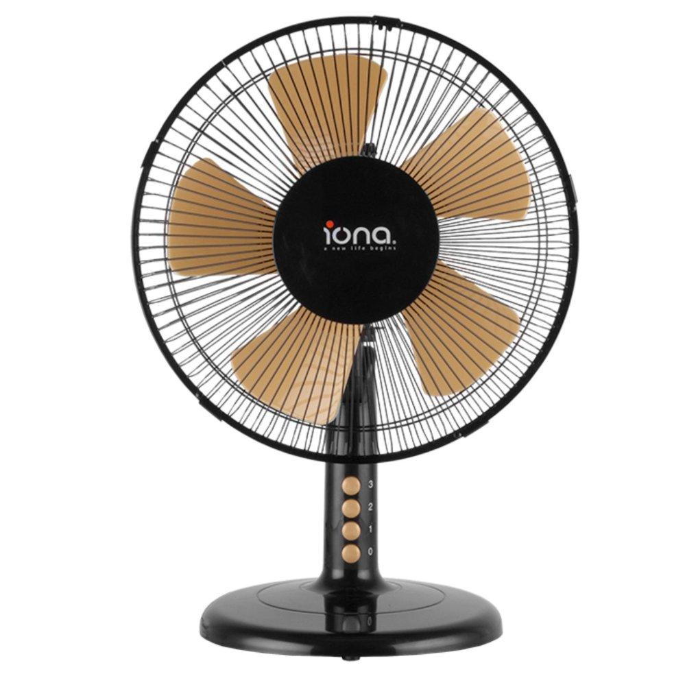 Iona GLTF120 12 Electric Table Fan Singapore