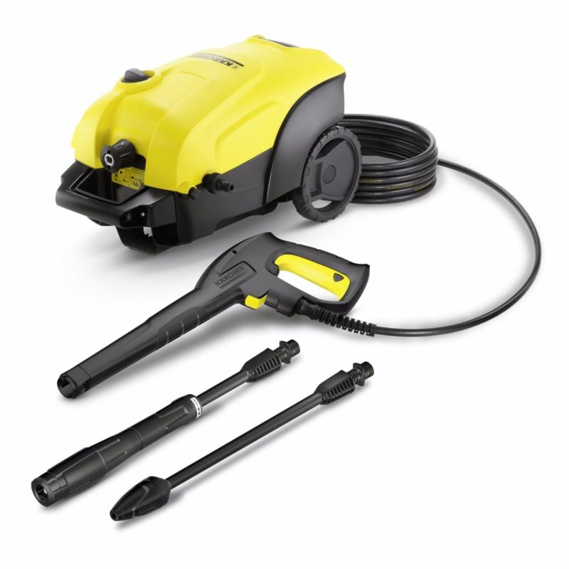 Karcher K4 Compact Home Water-Cooled Pressure Washer(Black) Singapore