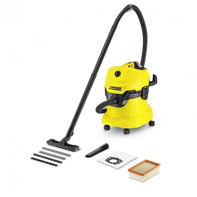 Karcher WD4 Wet and Dry Vacumm Cleaner Singapore