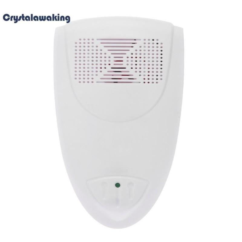Mini Anion Air Purifier for Home Air Fresher Clean Household Appliances(White)-EU - intl Singapore