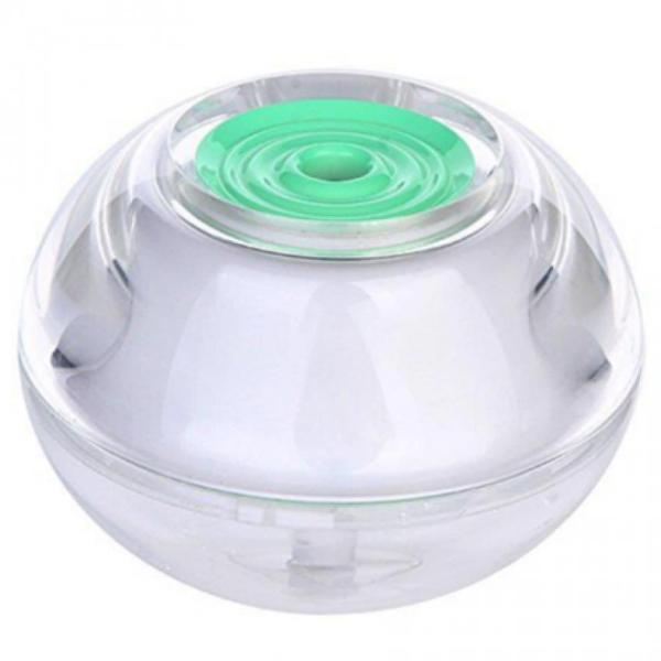 Mini Crystal USB Humidifier Green Singapore