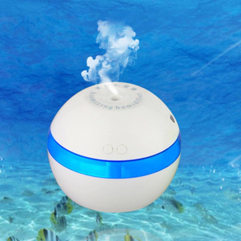 Mini USB Humidifier Diffuser Moist Air Purifier Singapore