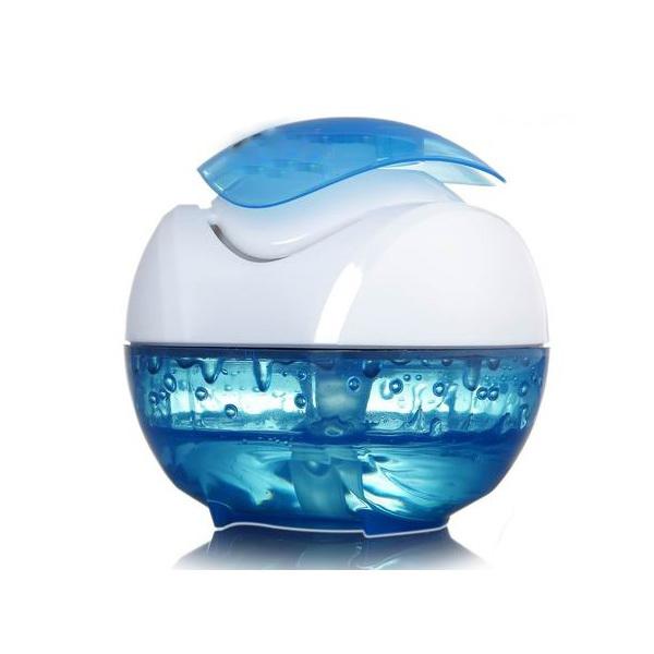 Mini Waterfall USB Purifier Blue Singapore