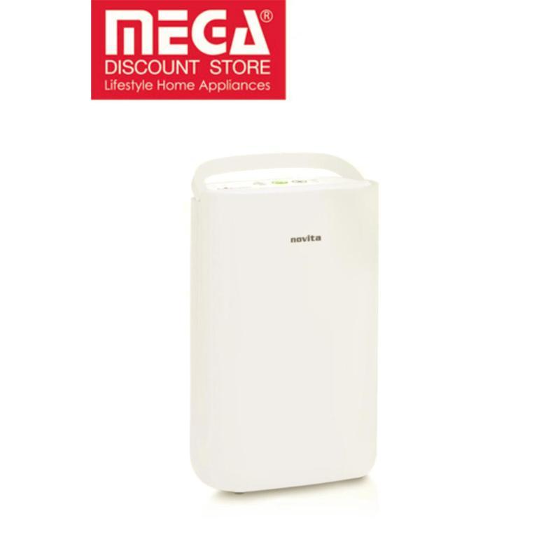 Novita Dehumidifier ND315.5 (White/ Green) Singapore