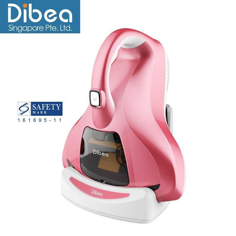 [Official Dibea Singapore] UV858 Bed / mattress / furniture / toys vacuum cleaner sterilizer Singapore