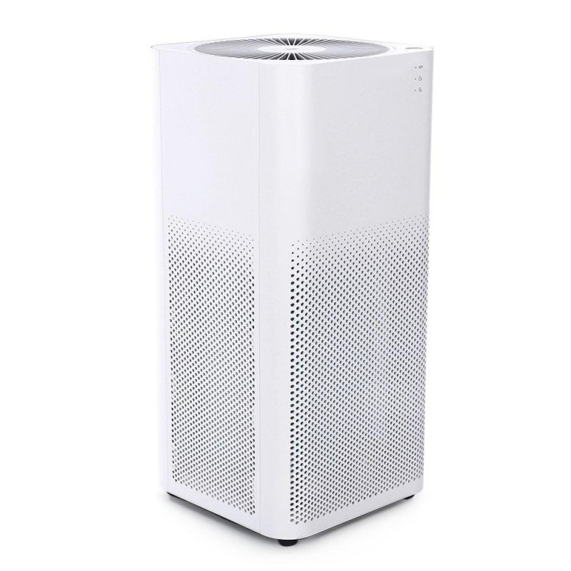 Original Xiaomi Smart Air Purifier 2 Fan Mini Oxygen Bacteria Virus Smell Clean White - intl Singapore