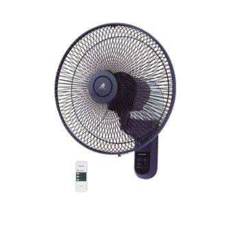 panasonic f409ms wall fan 16inch blue