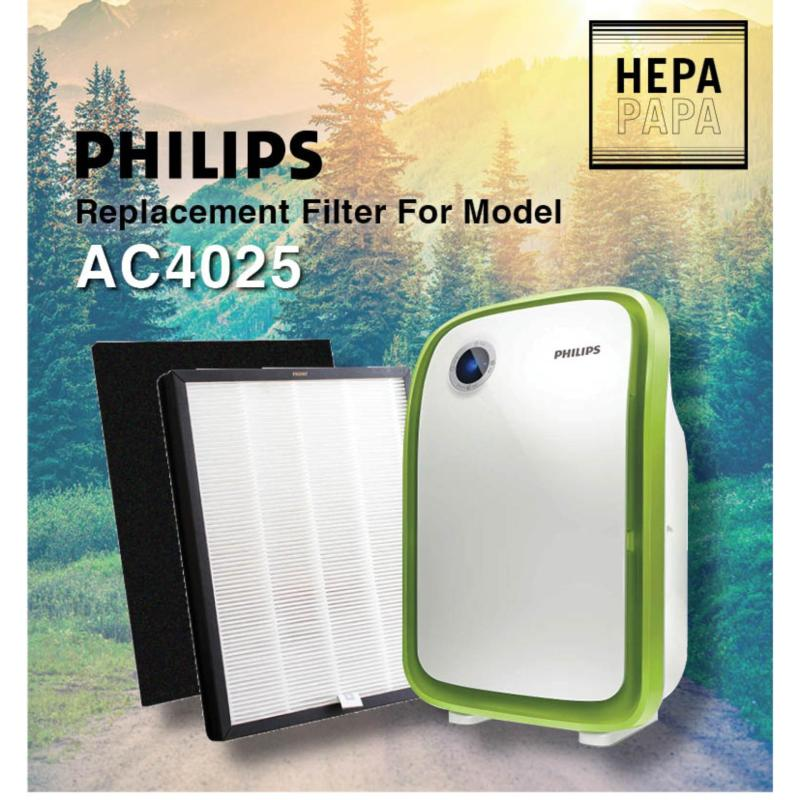 Replacement HEPA and Carbon Filters for Philips AC4025 Singapore