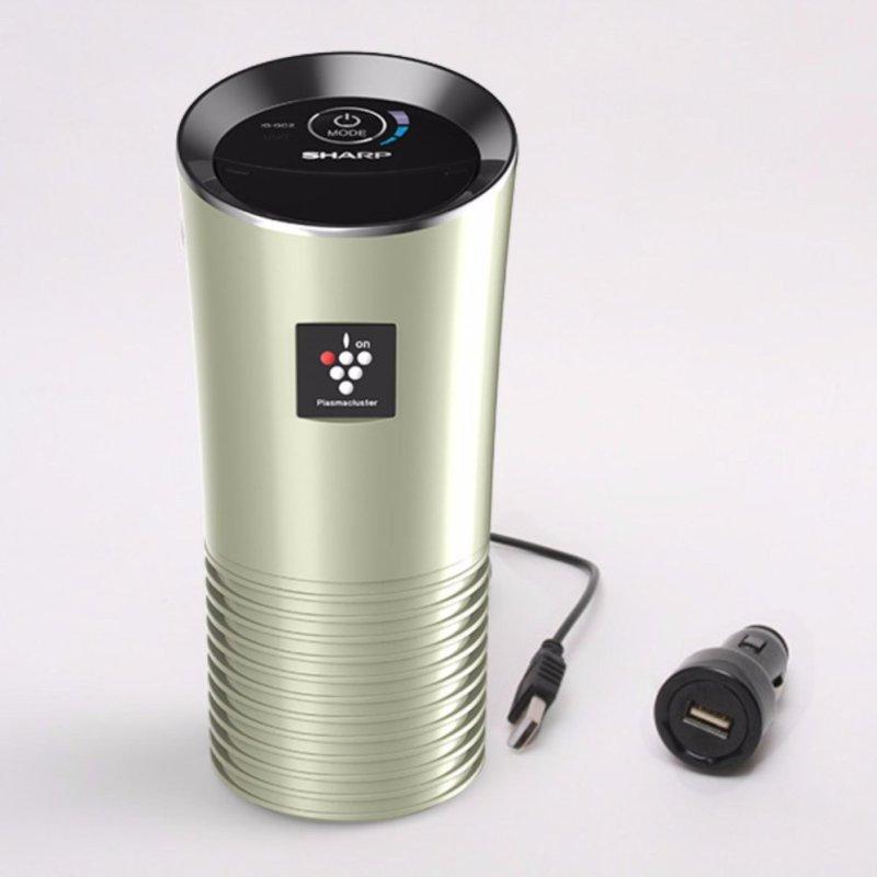 SHARP Ion Generators IG-GC2E - Gold (USB) Singapore