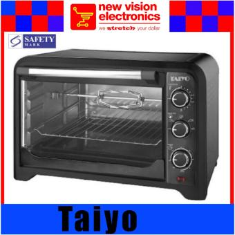 Taiyo Toaster Electric Oven TE85BW. 1 Year Warranty. PSB Safety Mark Approved.