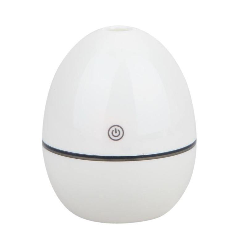 VAKIND Mini Portable Air Ultrasonic Humidifier (White) - intl Singapore