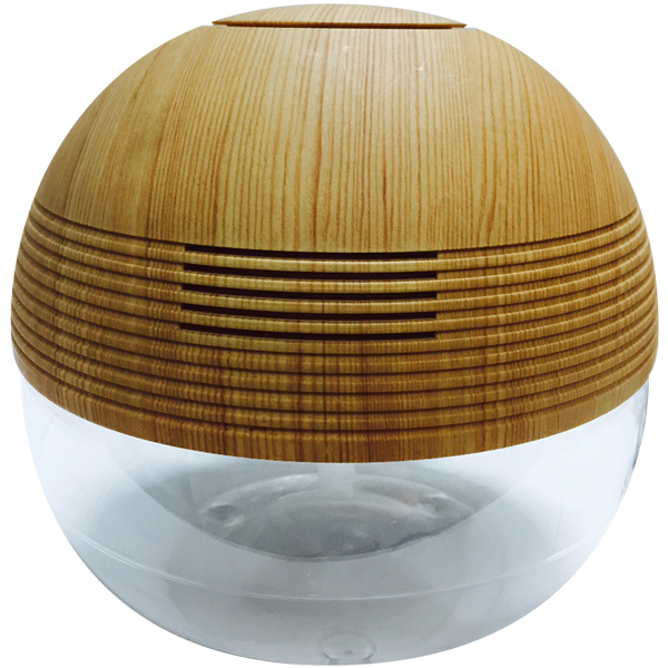 Water Air Purifier and LED (PINE WOOD) Singapore