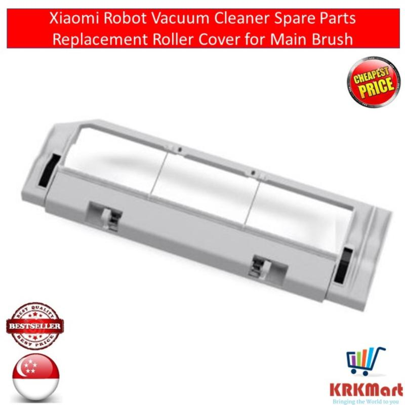 Xiaomi Robot Vacuum Cleaner Spare Parts Replacement Roller Cover for Main Brush Singapore