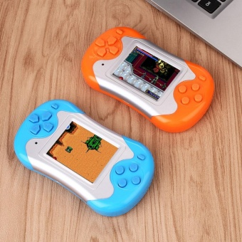 2.3'' Portable Handheld Children Kids Built In Games Game Console Game Players - intl