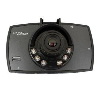 2.4Inch120 Degree LCD VGA Car DVR Dash Camera Crash Cam Night Vision - intl