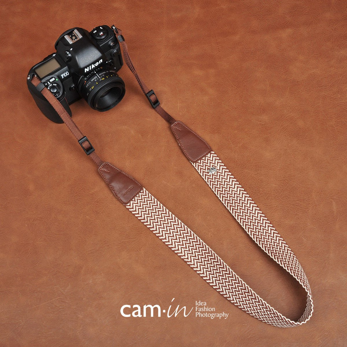 38mm comfortable cotton series SLR strap