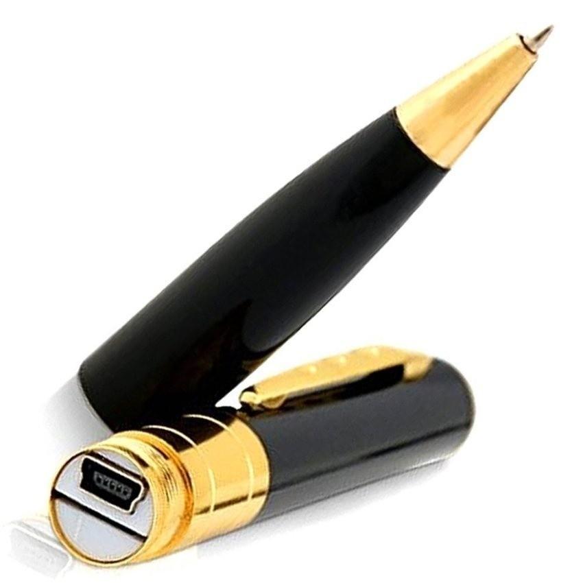 4GB Spy Pen Camera Video Hidden Pinhole Camera Camcorder - intl