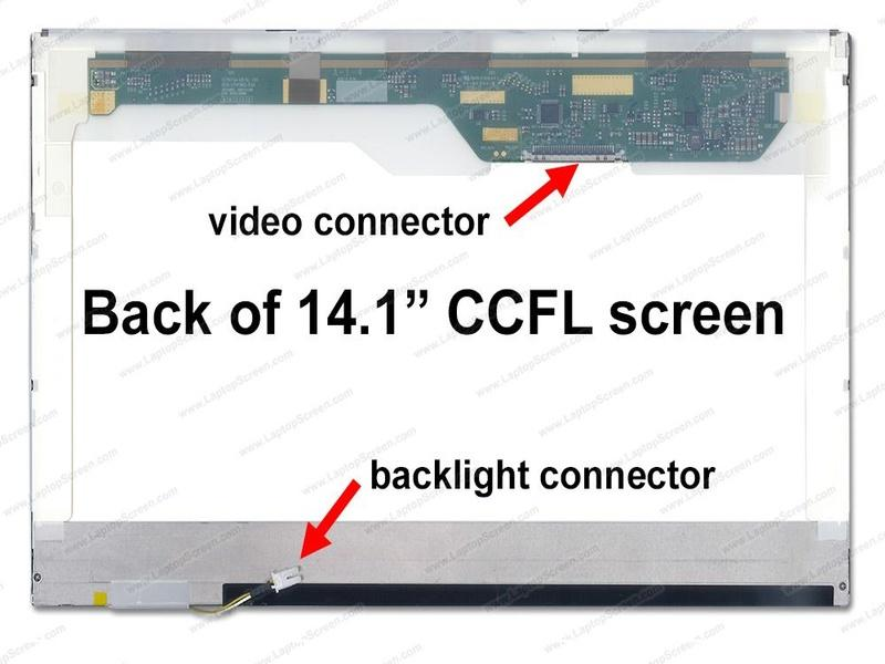Acer ASPIRE 3050-1150 Replacement Laptop LCD Screen