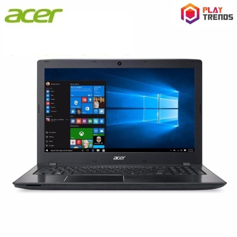 Acer Aspire E15 (E5-575G-78QR) - 15.6inch/i7-7500U/4GB DDR4/2TB/Nvidia 940MX/DVDRW/W10 (Black)