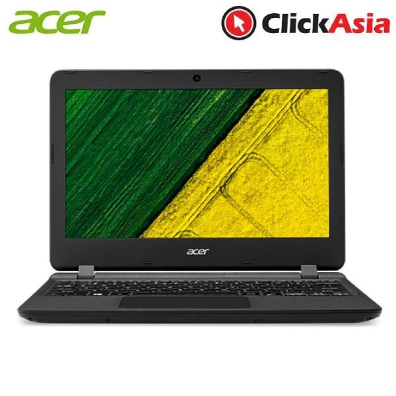 """Acer Aspire ES11 (ES1-132-C0PJ) - 11.6""""/Celeron N3350/4GB/64GB eMMC/W10 (Black)"""