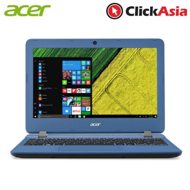 "Acer Aspire ES11 (ES1-132-C822) - 11.6""/Celeron N3350/4GB/64GB eMMC/W10 (Blue)"