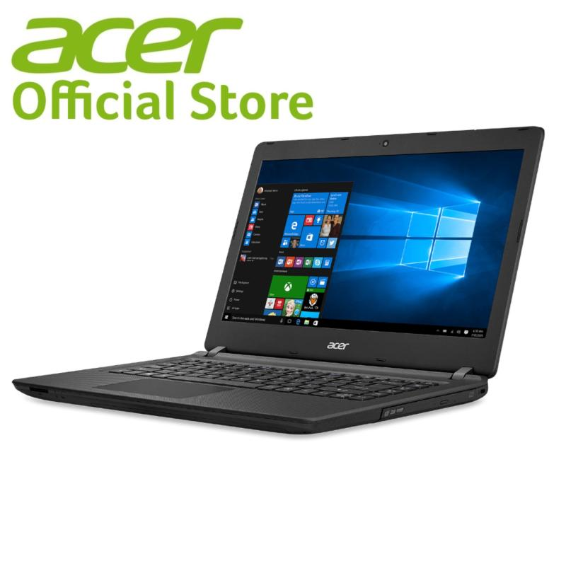 "Acer Aspire ES14 (ES1-432-C8P1) - 14""/Celeron N3350/4GB/1TB/DVDRW/W10 (Black)"