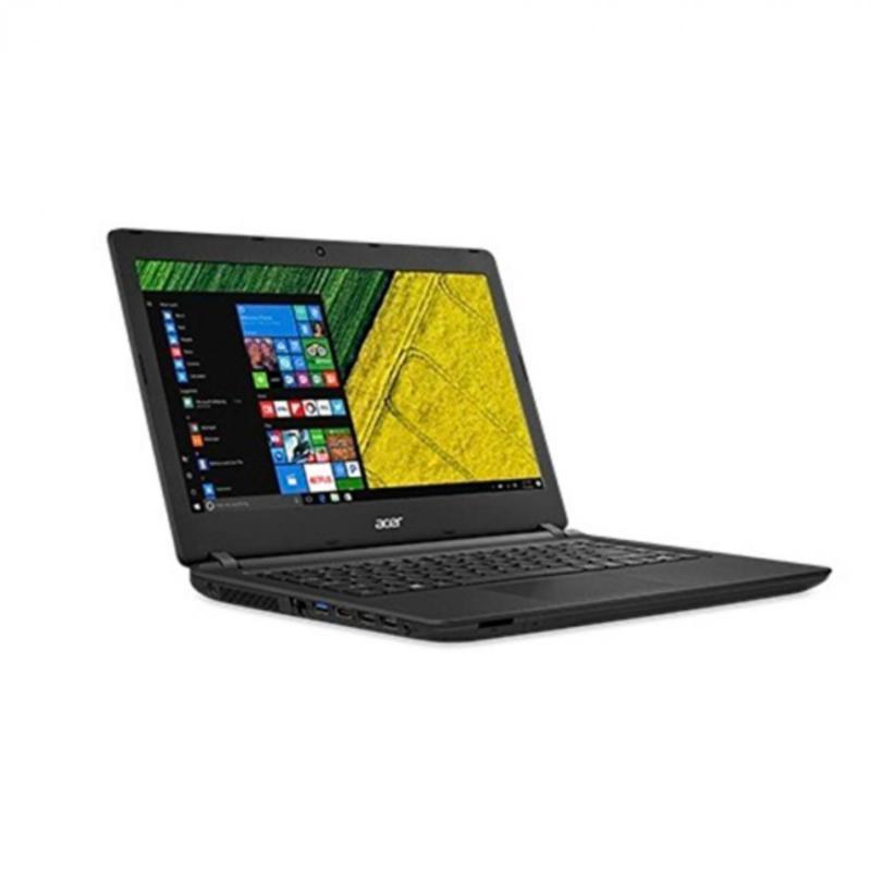 Acer Aspire ES14 (ES1-432-C9B6) - 14/Celeron N3350/4GB/500GB/DVDRW/W10 (Black) (Black)