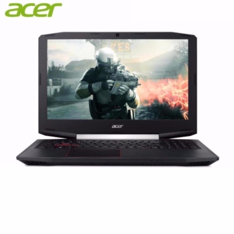 "Acer Aspire VX15 (VX5-591G-74CW) - 15.6""/i7-7700HQ/16GB DDR4/256GB+1TB/ 4GB Nvidia GTX1050Ti/DVDRW/W10 (Black)"