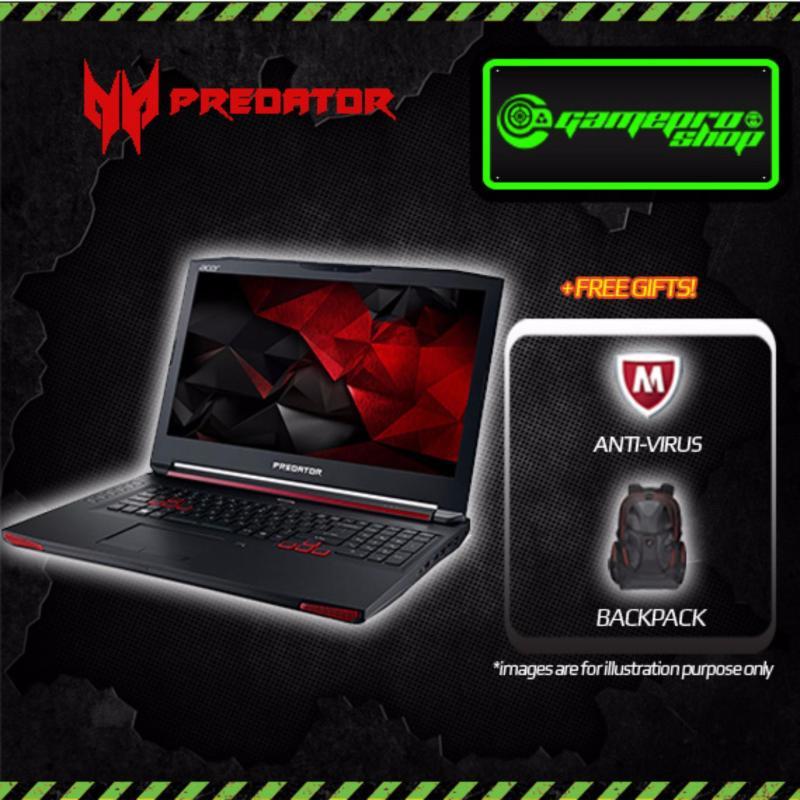Acer Predator 15 G9-592 6th Gen Gaming Laptop (GTX980M 8gb GDDR5) *GAM3.SHOW PROMO*